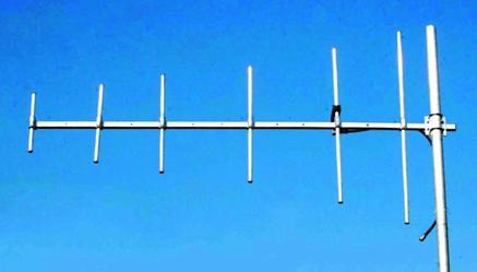 Crossed Polarized Antenna - Communication Electronic - Star Antenna