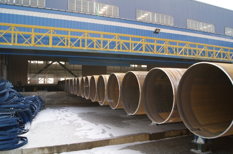 ASTM A672 Welded Steel pipe
