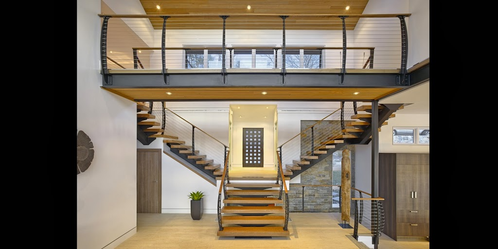 Costum Stairs - Keuka Studios