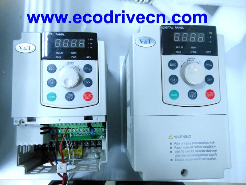 690V-790V vector control AC variable speed drives (frequency inverters, frequency converters) - V&T Technologies Co., Ltd.