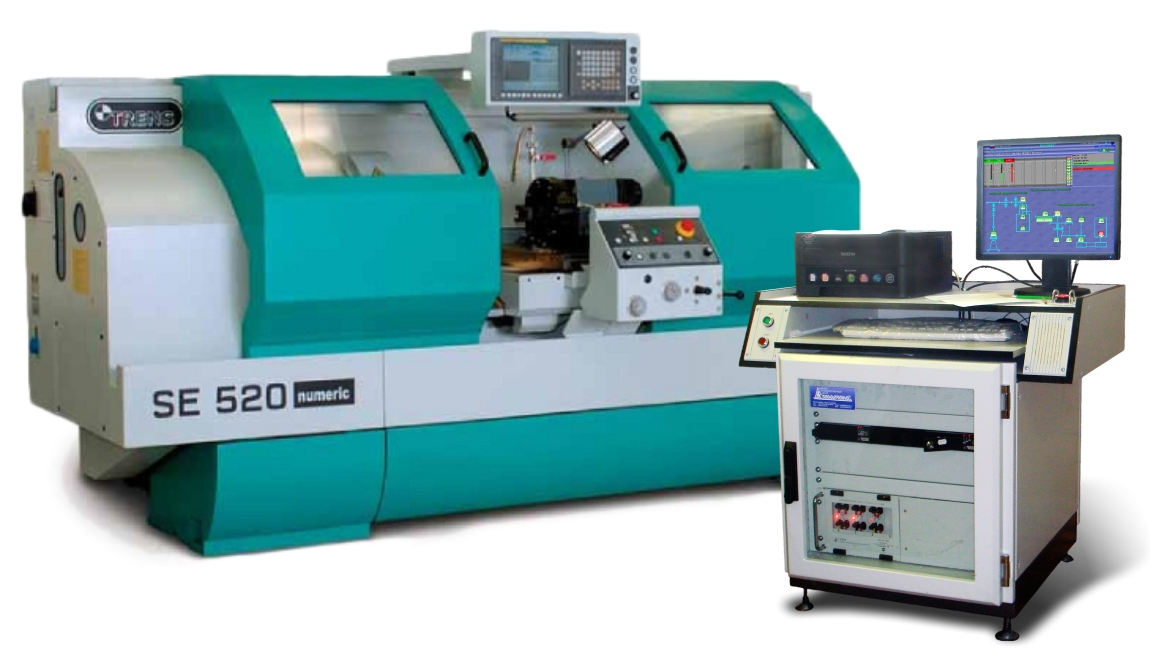 The COMPACS-CNC Condition Monitoring System for CNC Machines