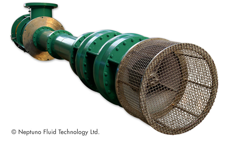 Vertical Turbine Pumps - Open Shaft - Neptuno Pumps®