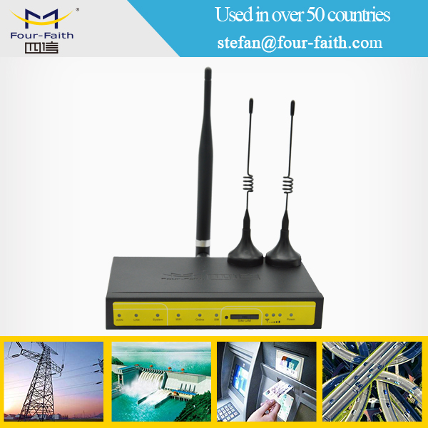 m2m industrial 4g wireless backup router