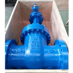 Bolted Bonnet Cast Steel Globe Valve, 600LB