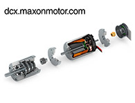 maxon motor DCX family - Maxon Motor UK Ltd