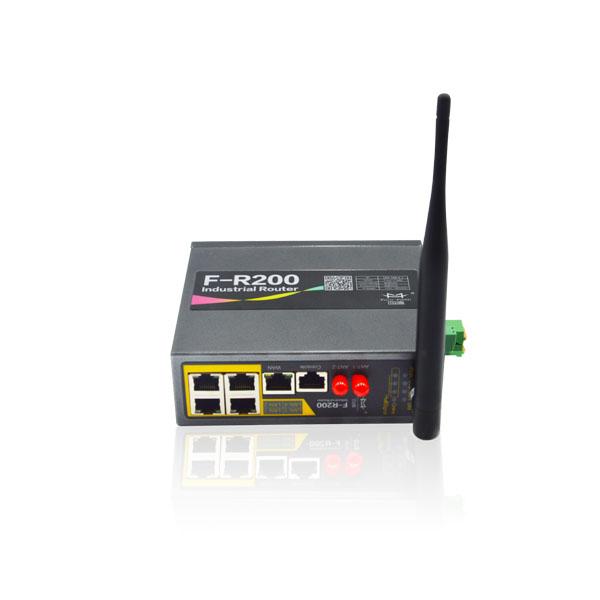 Four-Faith industrial 3g 4g/lte cellular router