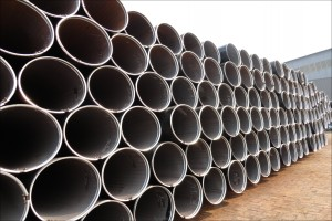 LSAW steel pipe - Hebei Allland Steel Pipe Manufacturing Co.,Ltd
