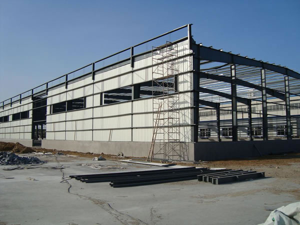 Prefab Steel Structure Buildings