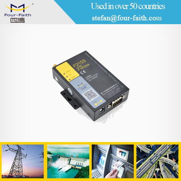 industrial m2m serial wavecom m1206b gprs modem