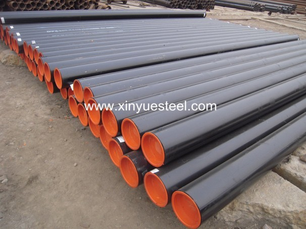 API5L ERW Steel Pipe - Tianjin Xinyue Industrial and Trade Co.,Ltd