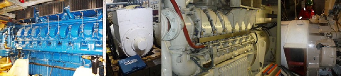 Power Generation repair, overhaul, replacement and servicing