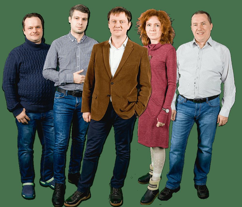 Dedicated Software Development Team