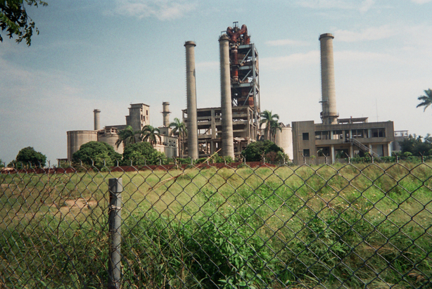 Taiwan Factory in Koahsiung County