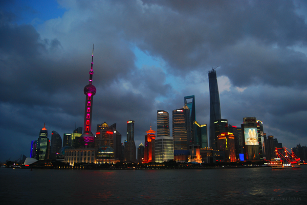 Tallest buildings in shanghai, China