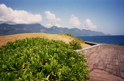 Taitung Coast, Taiwan