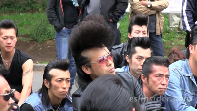 elvis presley imitators in japan