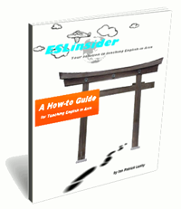 ESL teacher training Ebook cover