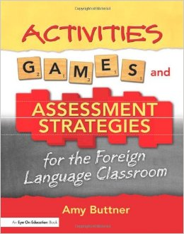 ESL games & activities book cover