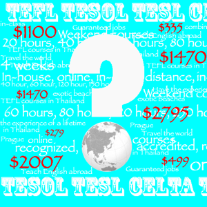 Which TEFL/TESOL course should I take?