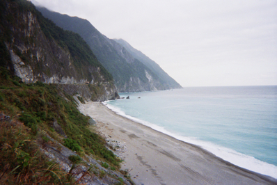 Hualian, Taiwan coast
