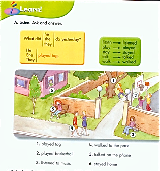ESL student book