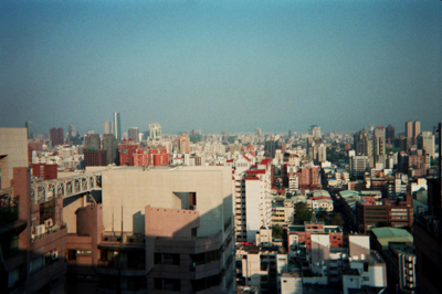 Taichung City Skyline