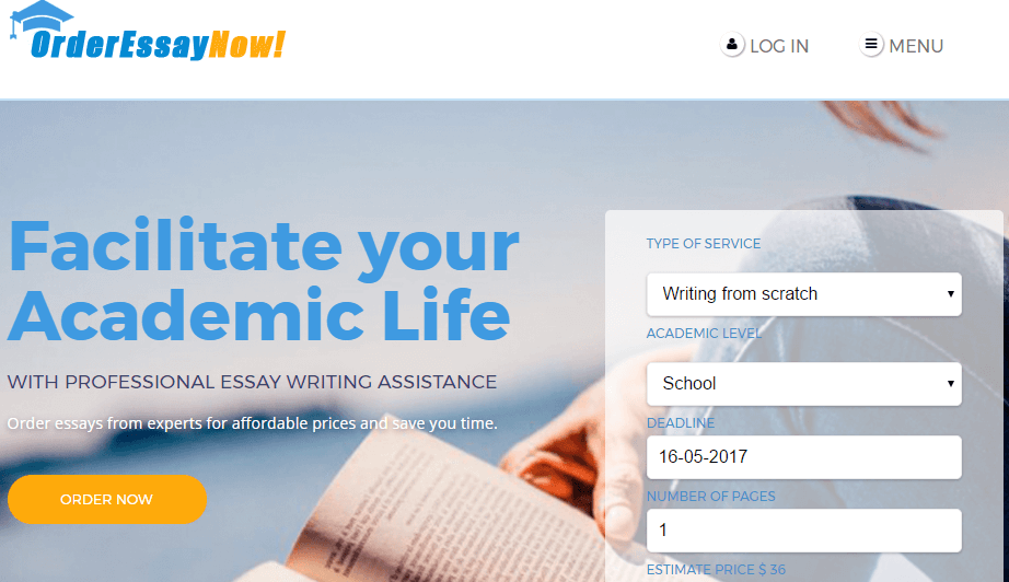 list of the best essay writing services orderessaynow com review