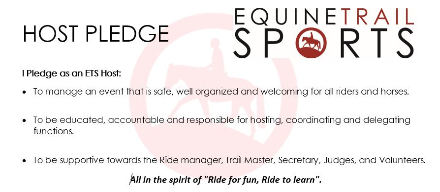 ETS: Host an Event