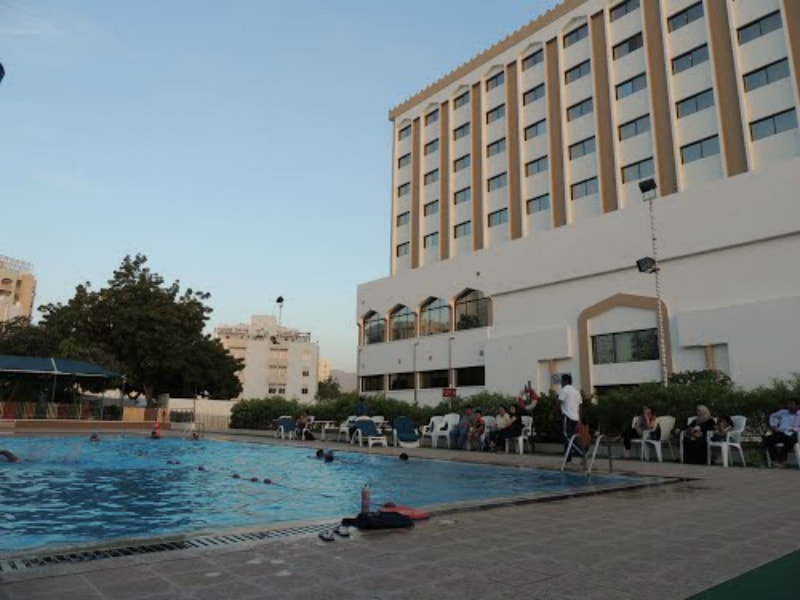 Muscat Holiday Hotel - Oman
