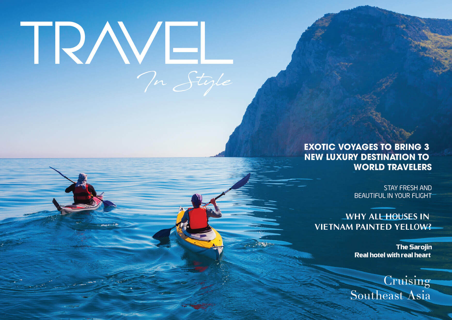 Travel in Style 15th Edition by Exotic Voyages