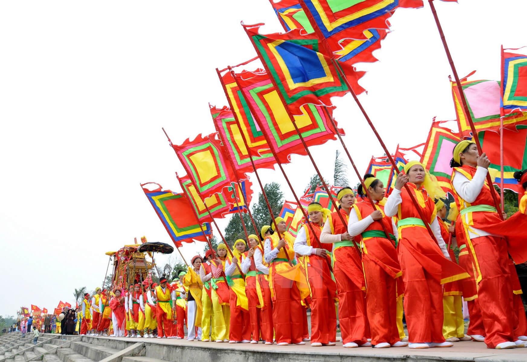Co-Loa-Citadel-festival