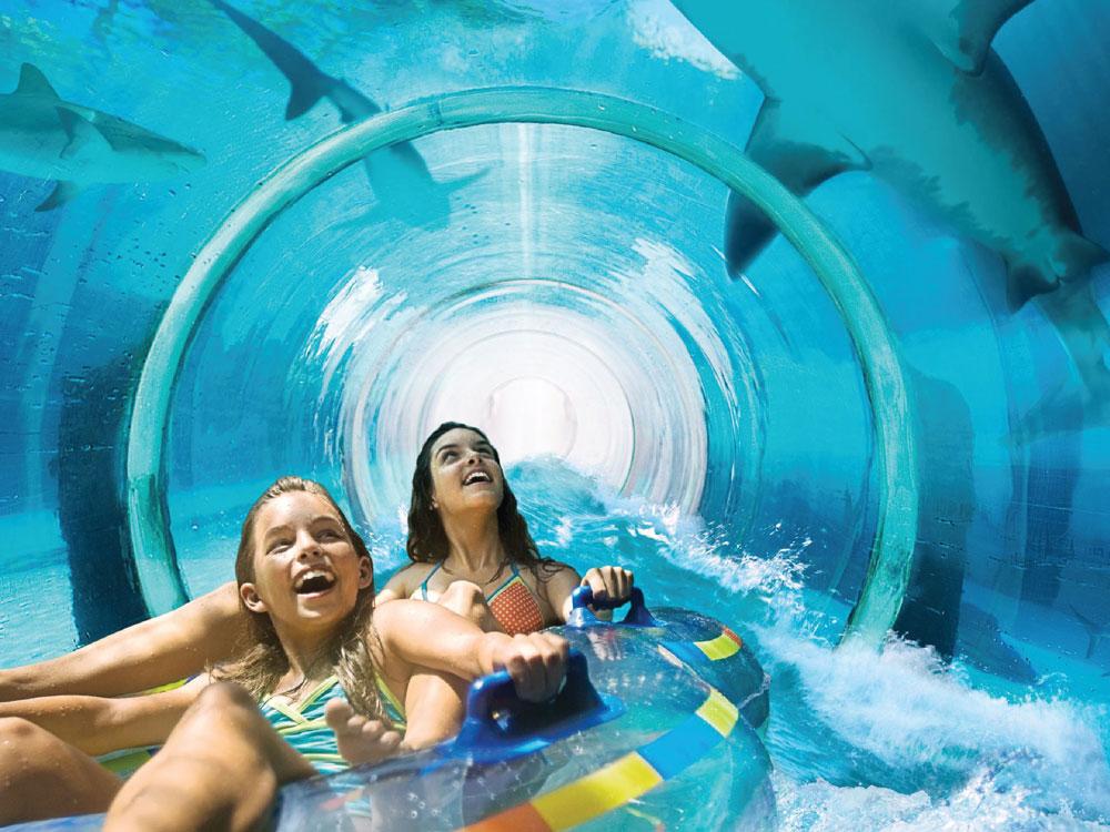 entertainment parks of Dubai