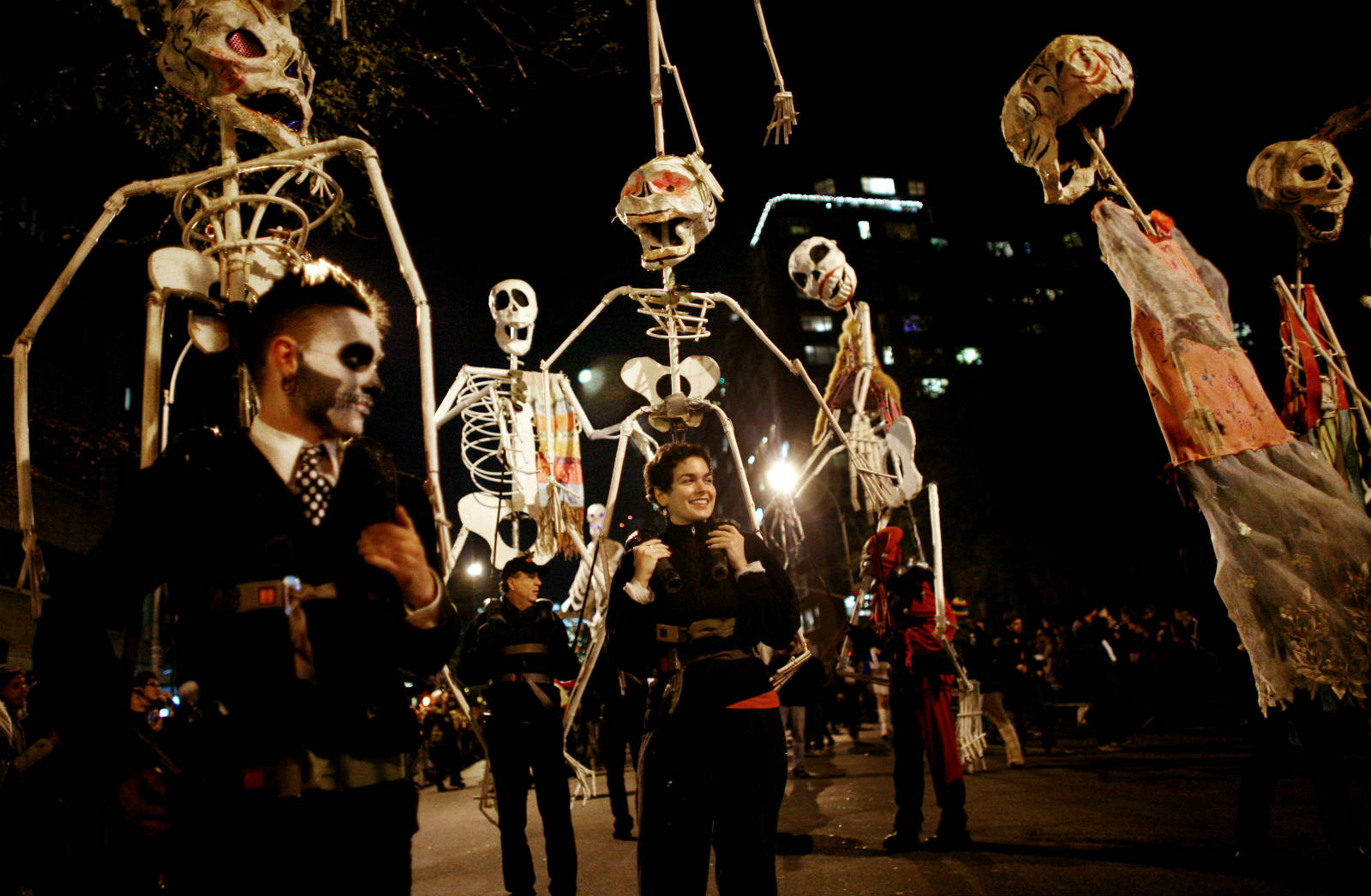 Festivals-2-New-York-Halloween-Parade
