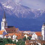 religious-church-town-slovenia-mountains-houses-art-bell-tower