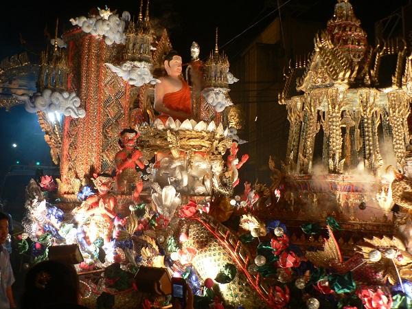 Chiangmai Loy Krathong Festival