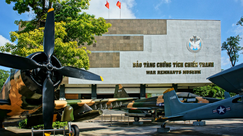 Museum in Saigon