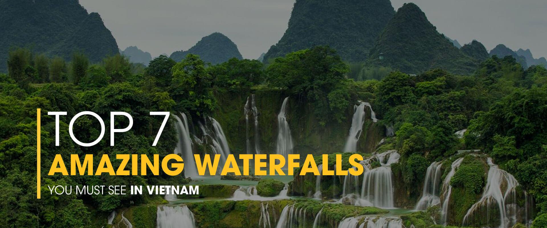 Top 7 Amazing Waterfalls in Vietnam » Exotic Voyages
