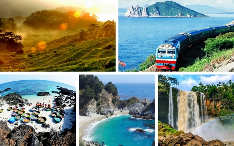 Top 5 off the beaten track places in the middle of Vietnam » Exotic Voyages