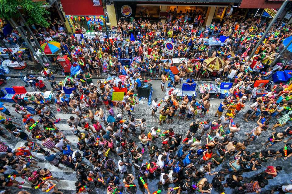 Songkran might be the most expecting festival of Thai people and visitors