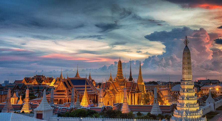 The Grand Palace & Wat Prakeaw
