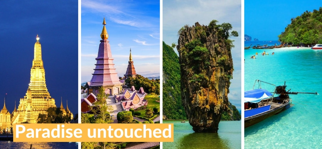 Things to do in Thailand in 10 days