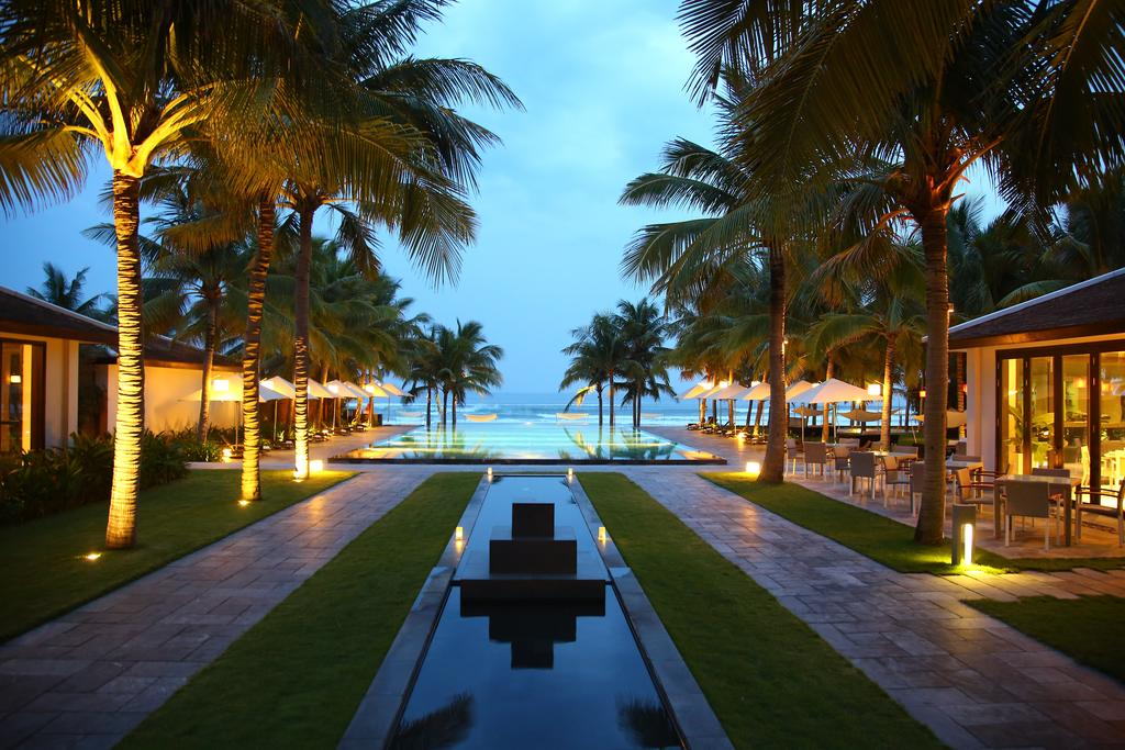 """All hotels were top notch, especially the Fusion Maia Spa Resort in DaNang"" said Ms. Joyce"