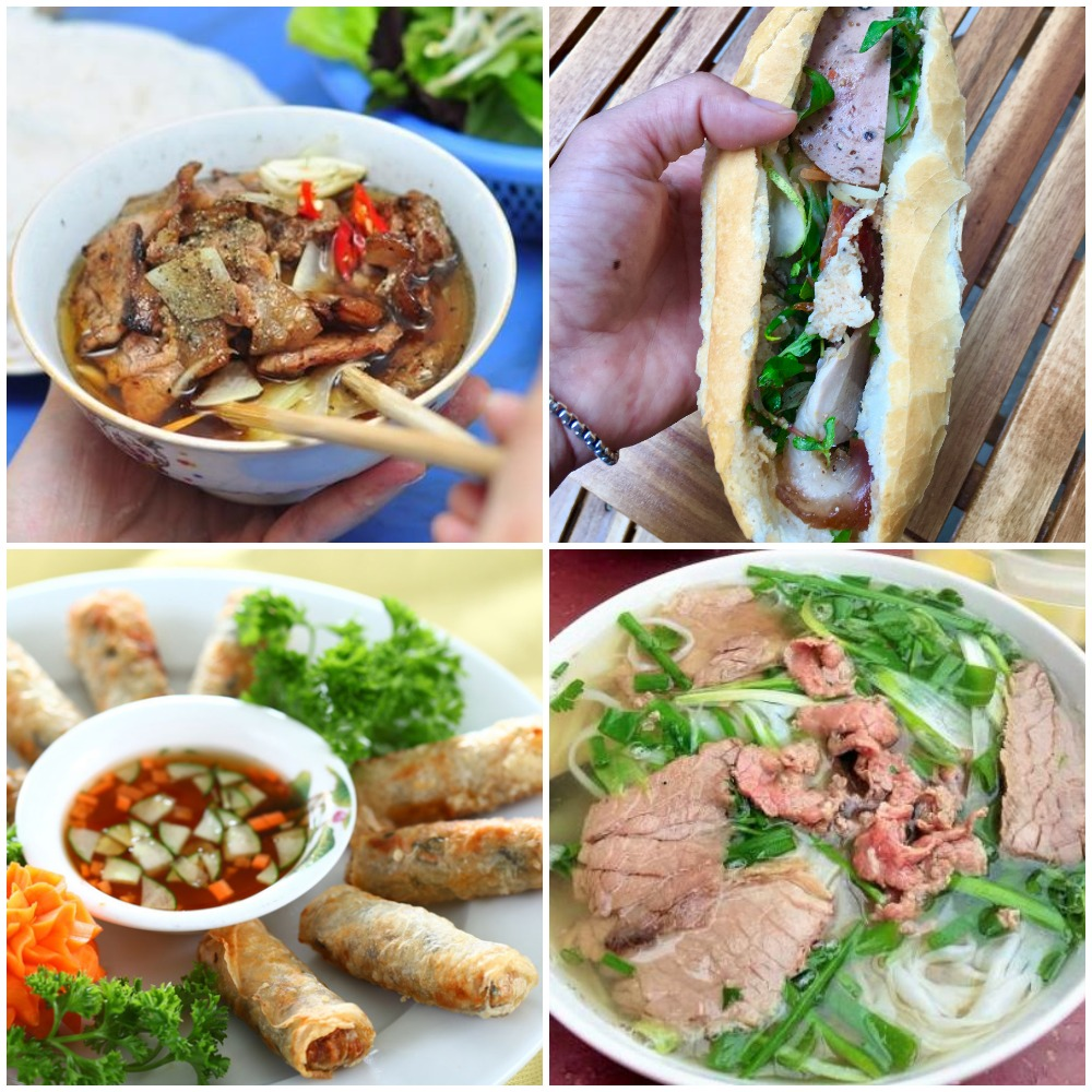 The most mouth-watering dishes of Hanoi are within a walking distance in Old Quarter