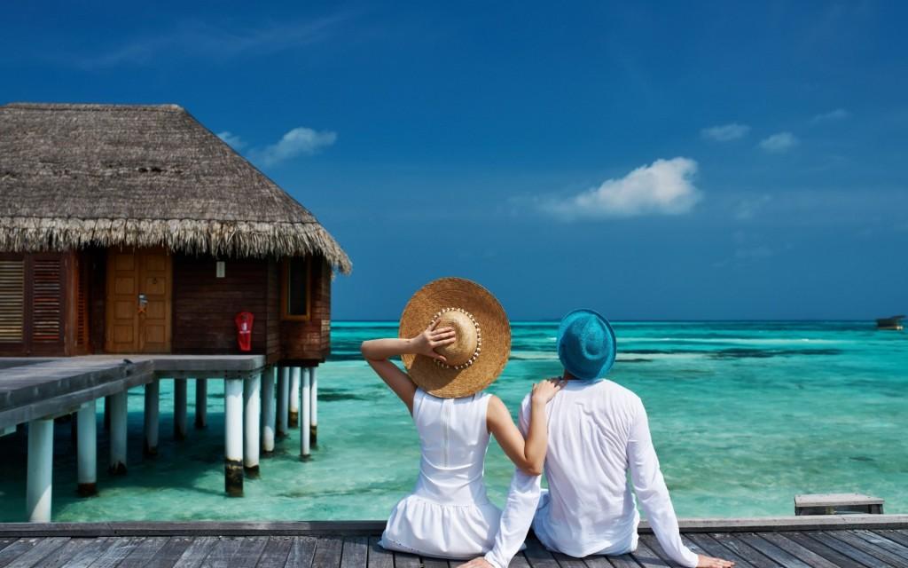 Honeymoon for couple