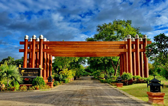 Aureum Palace Resort Bagan