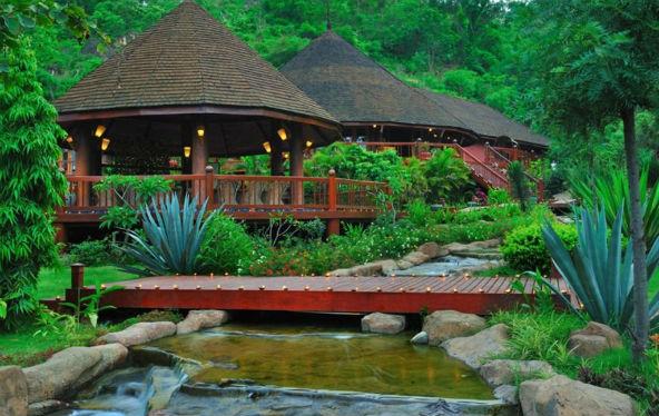 Pristine Lotus Spa Resort Inle