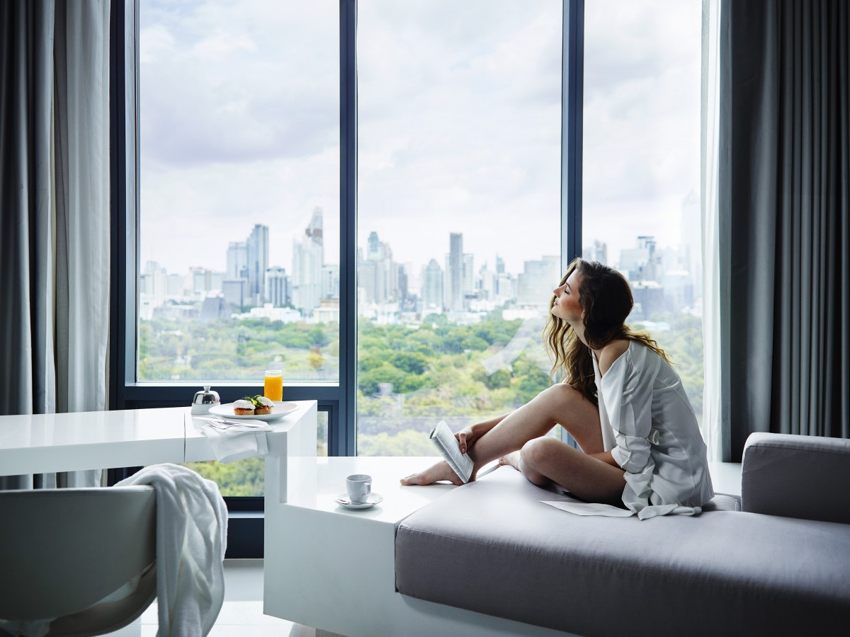 Design of SO Sofitel set a new standard for leisure hotels in Bangkok