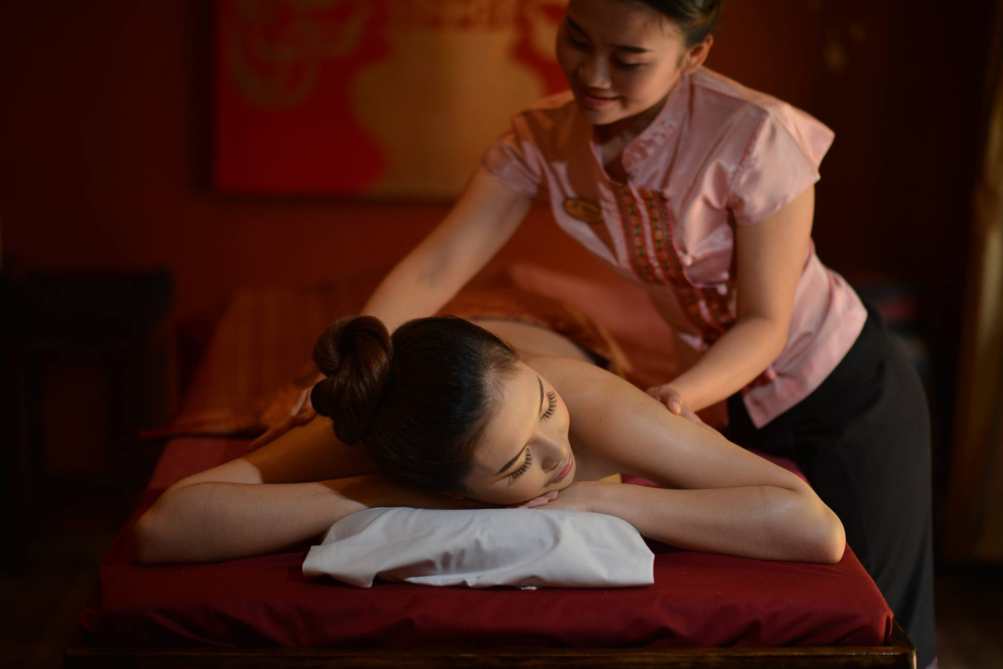 Chiang Mai is a sanctuary for ancient Lana massage