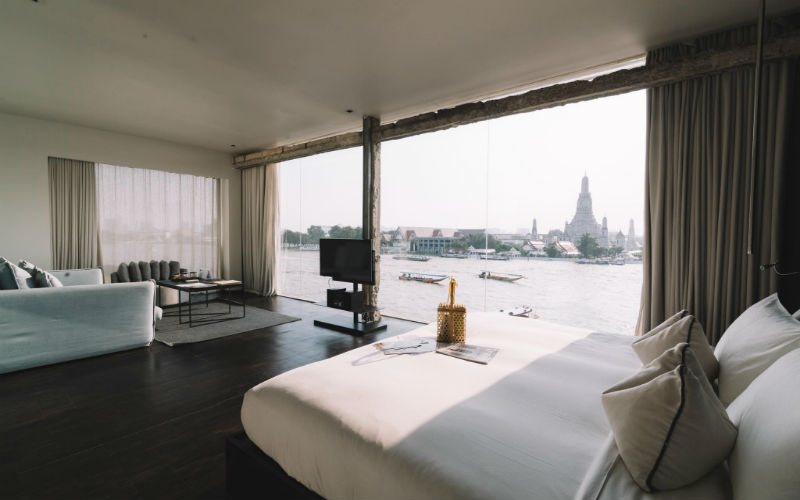 Bangkok boutique hotel