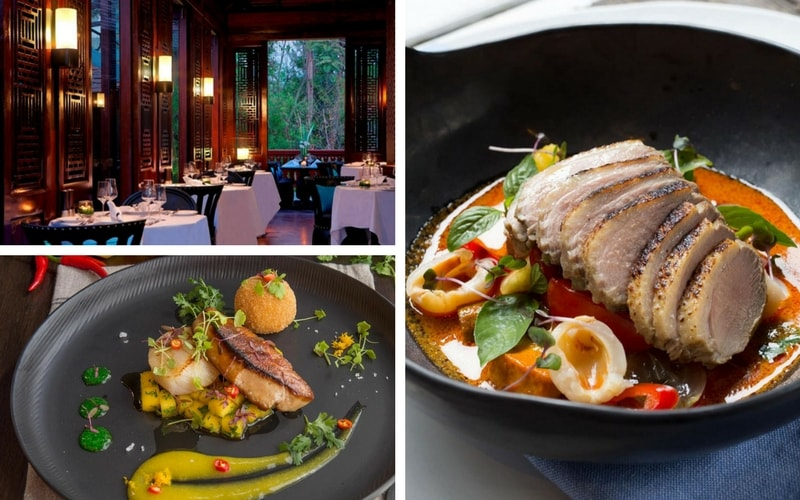 Culinary delights in the complete privacy